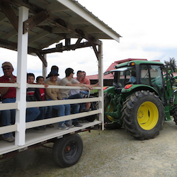 Gallery: Farm tours
